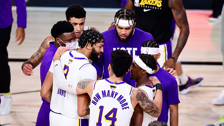 Lakers Predicted to Trade Away Starter to Western Conference Rival