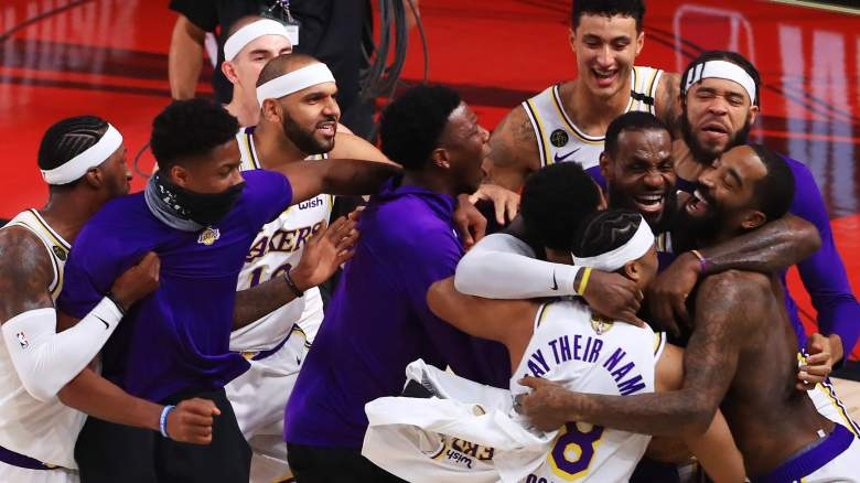 Can the NBa-champion Los Angeles Lakers get better next season?