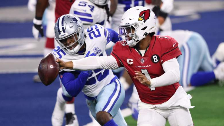 Cowboys vs. Cardinals