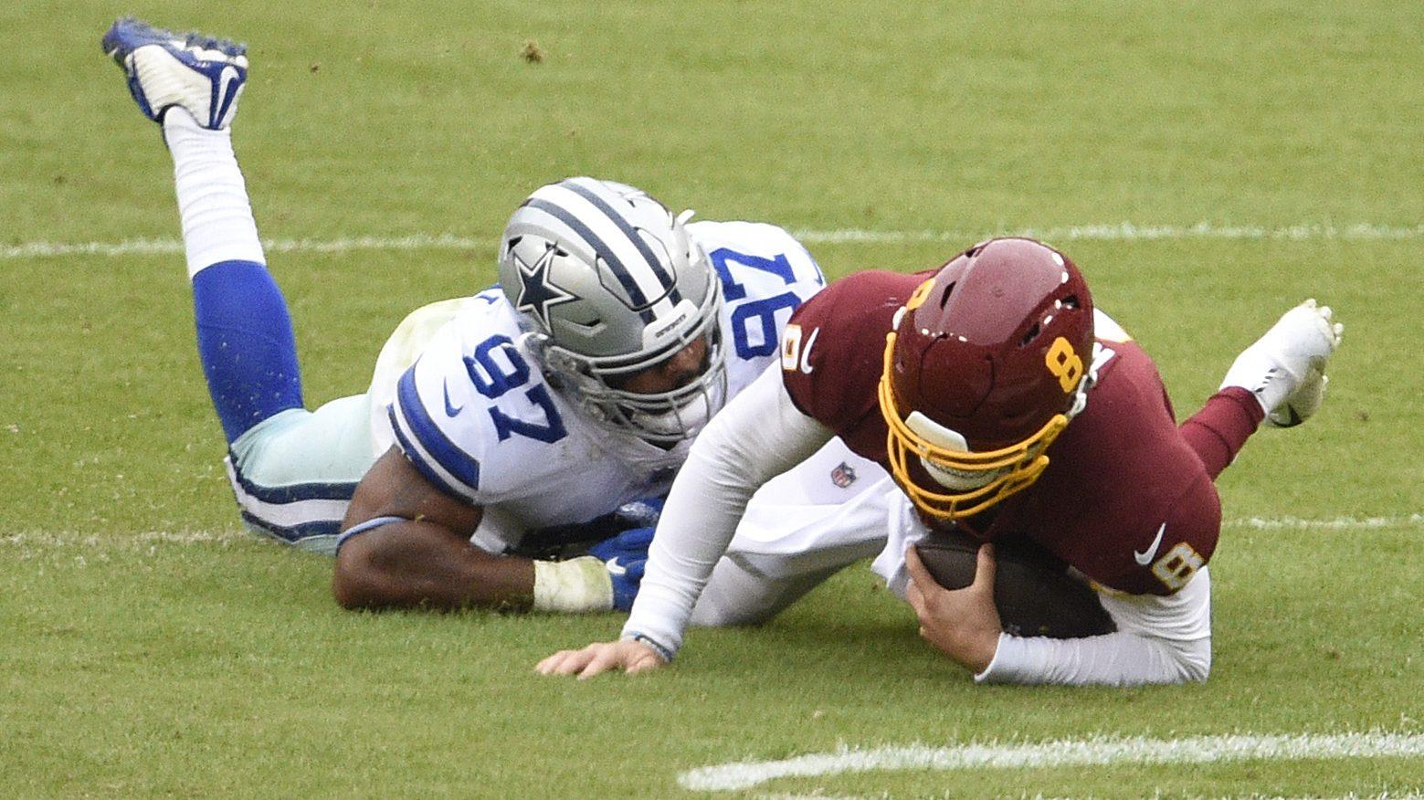 Cowboys Trade Pro Bowl DE Everson Griffen to NFC Team: Report