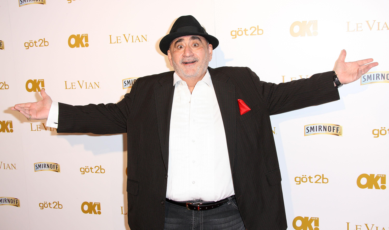 Borat's Assistant Azamat aka Ken Davitian