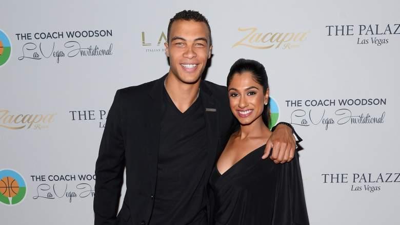 Dale Moss and Seema Sadekar
