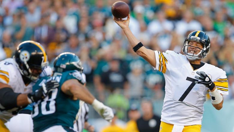 Ben-Roethlisberger-vs-Eagles