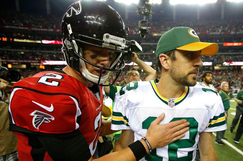 Packers vs Falcons watch