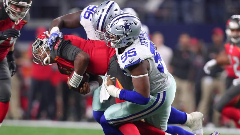 David Irving Cowboys Chiefs