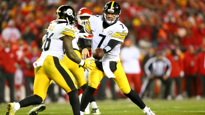 Chiefs' Le'Veon Bell: 'I've Never Played' with an MVP