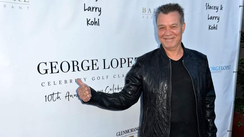 Eddie Van Halen's Health: How Long He Battled Cancer ...
