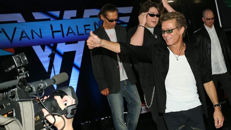 Eddie Van Halen brother Alex