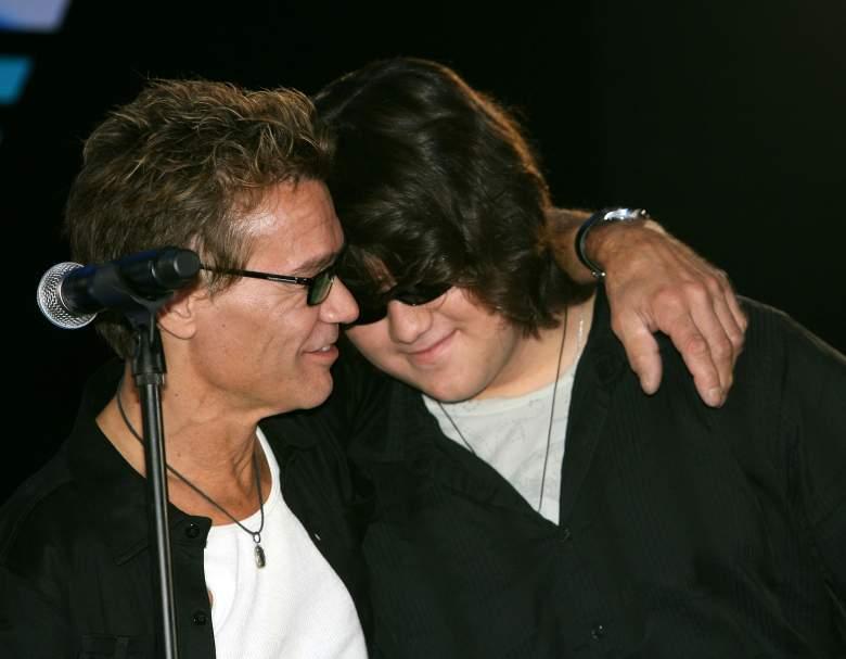 Eddie Van Halen family