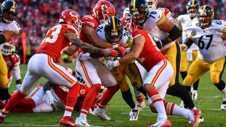 Le'Veon Bell Chiefs