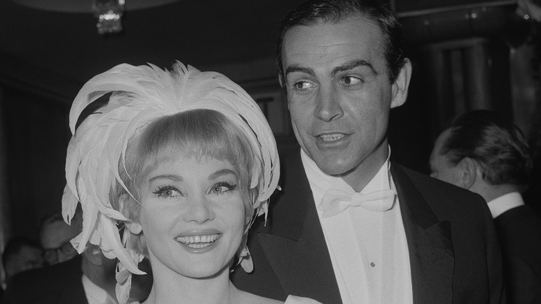 Diane Cilento Sean Connery First Wife