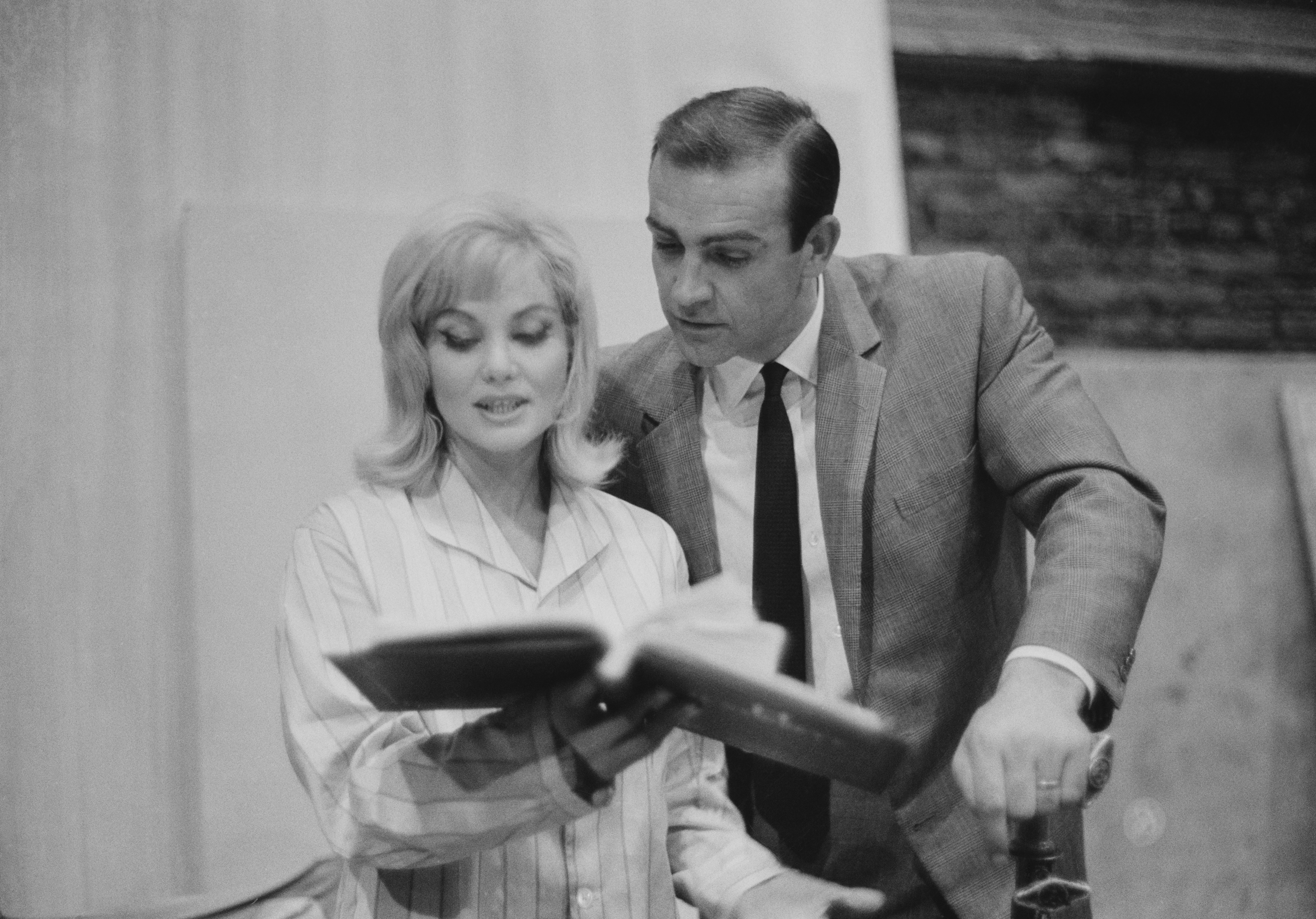 Sean Connery First Wife