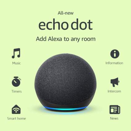 Gifts for Teachers - Echo Dot 4