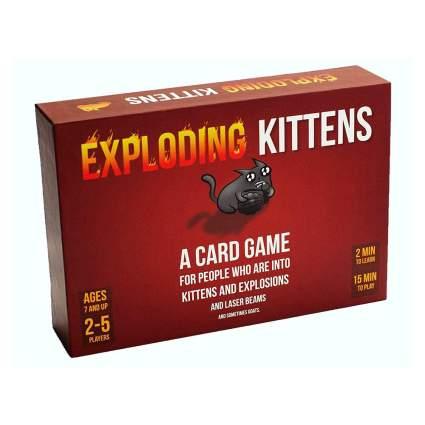 Gifts for Teachers - Exploding Kittens
