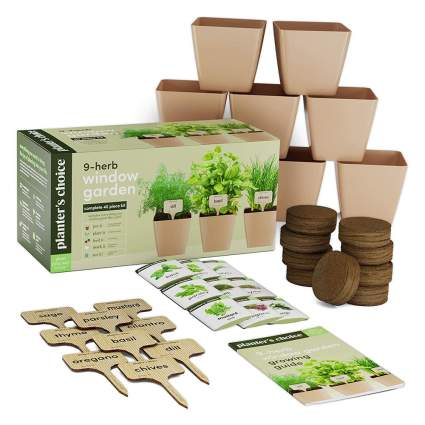 Gifts for Teachers - Herb Garden