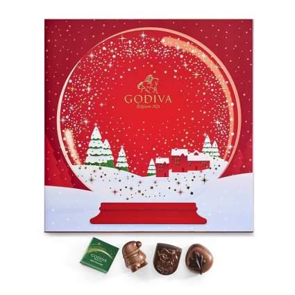 Godiva Chocolate Advent Calendar