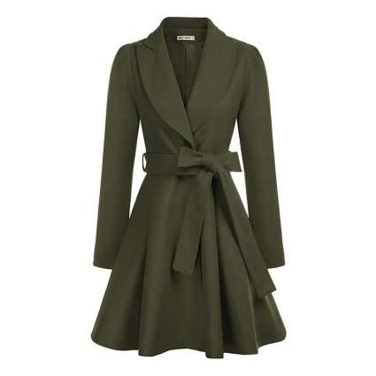 Grace Karin wrap coat