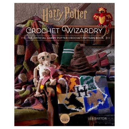 Harry Potter: Crochet Wizardry Hardcover Book