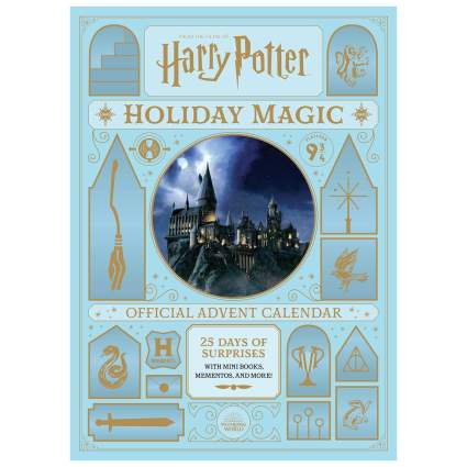 Harry Potter: Holiday Magic - The Official Advent Calendar
