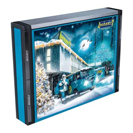 Hazet Tool Advent Calendar for Men