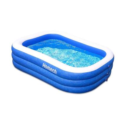 Homech Inflatable pool