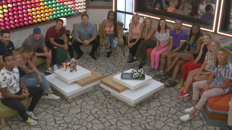 The Big Brother 22 cast