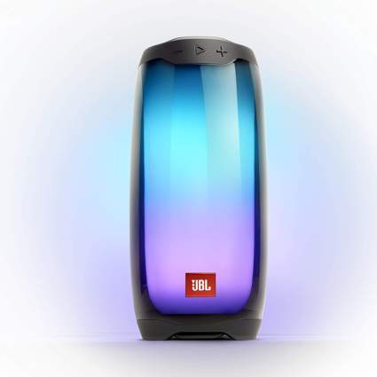 bluetooth speaker with light show
