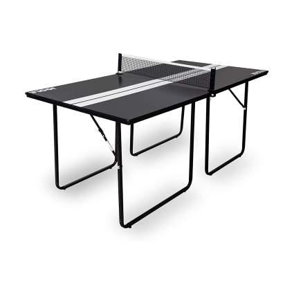 JOOLA Midsize Compact Table Tennis Table