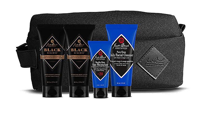 Jack Black Holiday Gift Sets Now on Amazon
