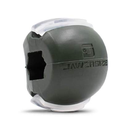 Jawzrsize Jaw Exerciser And Neck Toning Device