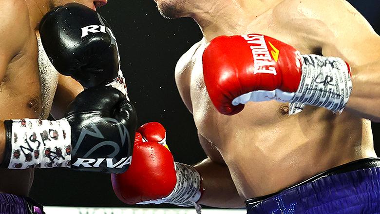 Boxer Jose Zepeda