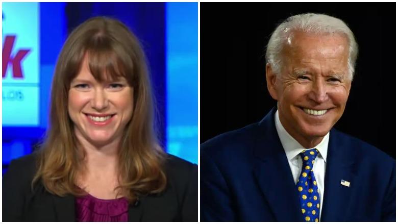 kate bedingfield Biden staffer