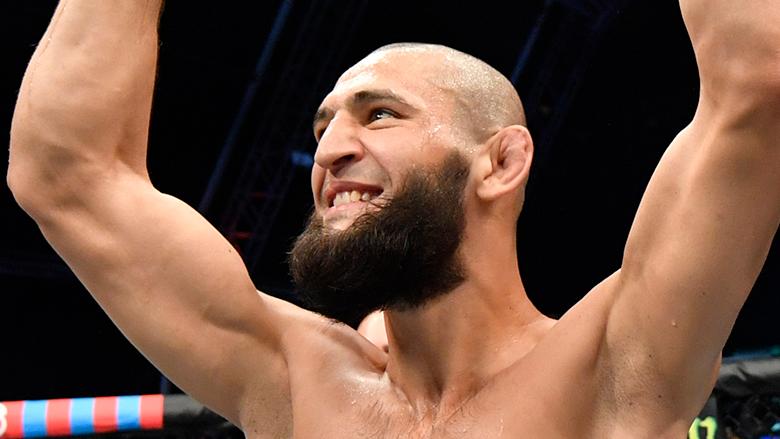 UFC Fighter Khamzat Chimaev