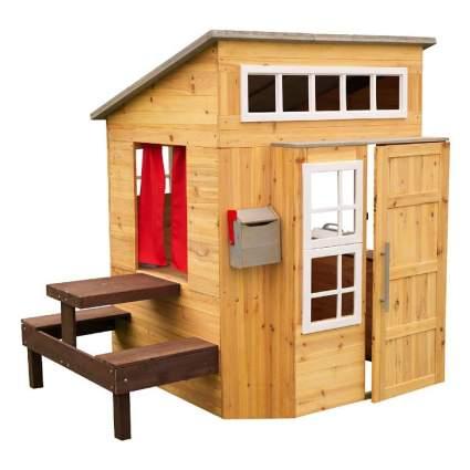 KidKraft 182 Wooden Outdoor Garden Playhouse