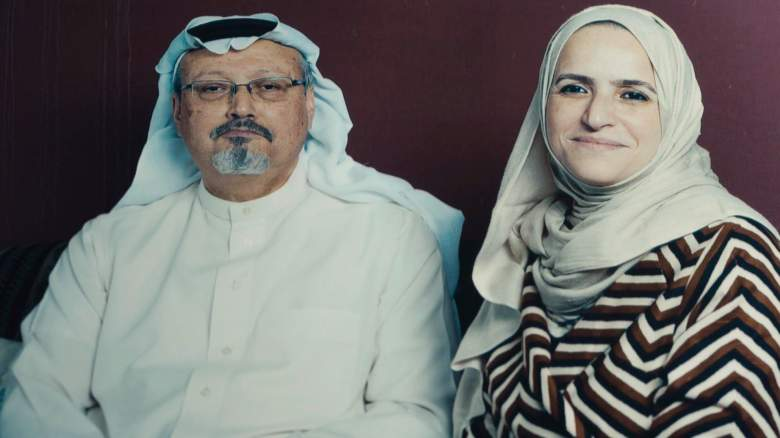 A picture of Jamal Khashoggi provided by his family for the Showtime documentary 'Kingdom of Silence'