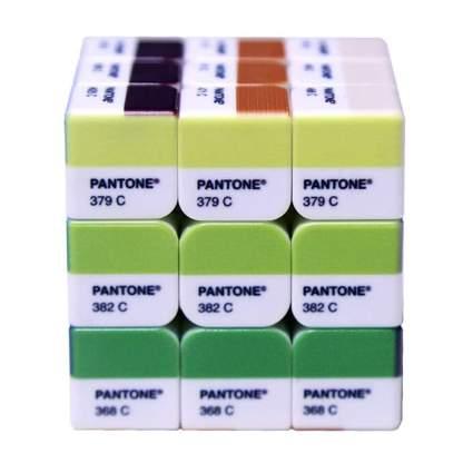 Colorful puzzle cube