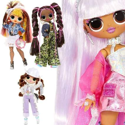 L.O.L Surprise! OMG Remix Dolls