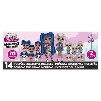 L.O.L. Surprise Amazing Surprise with 14 Dolls