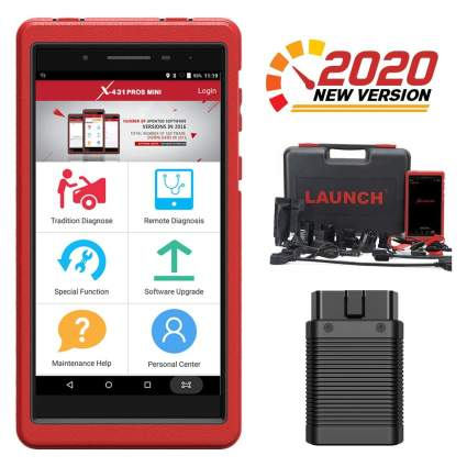 LAUNCH X431 Pros Automotive Diagnostic Scan Tool