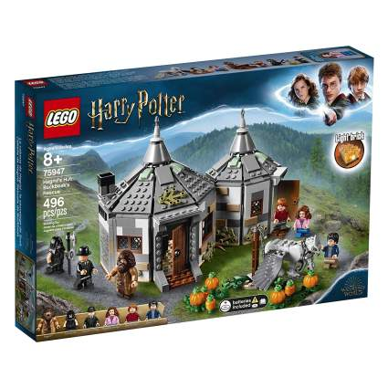 LEGO Harry Potter Hagrid's Hut: Buckbeak's Rescue Building Kit