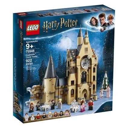 LEGO Harry Potter Hogwarts Clock Tower Building Kit