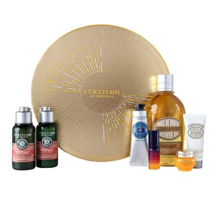 L'Occitane skin care gift set
