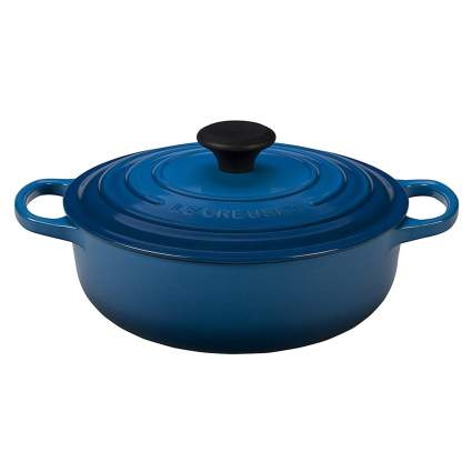 cast iron sauteuse