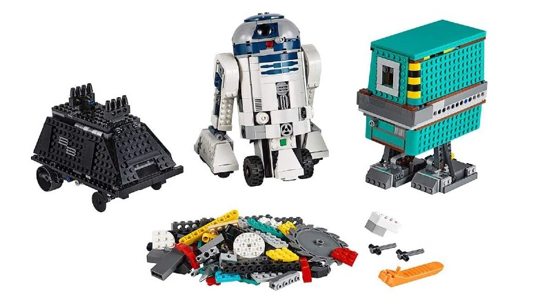 Lego Boost Droid Commander Prime Day Deal