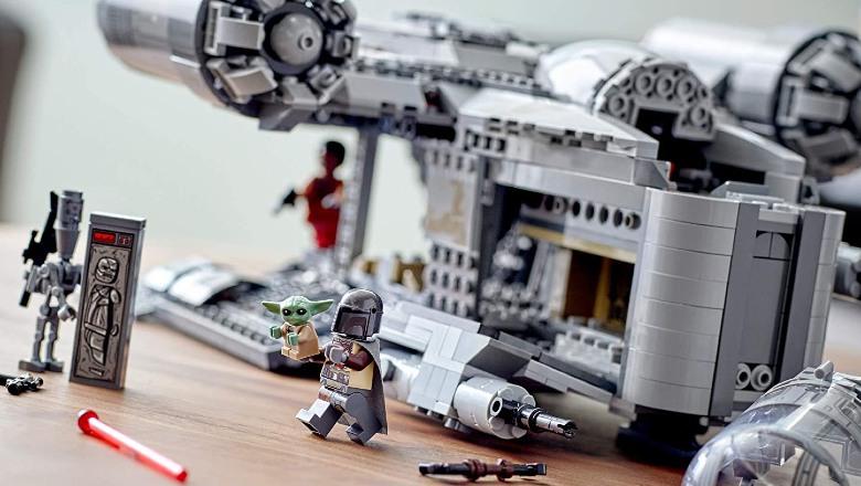 Lego Mandalorian Razor Crest