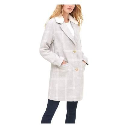 Levis sherpa coat