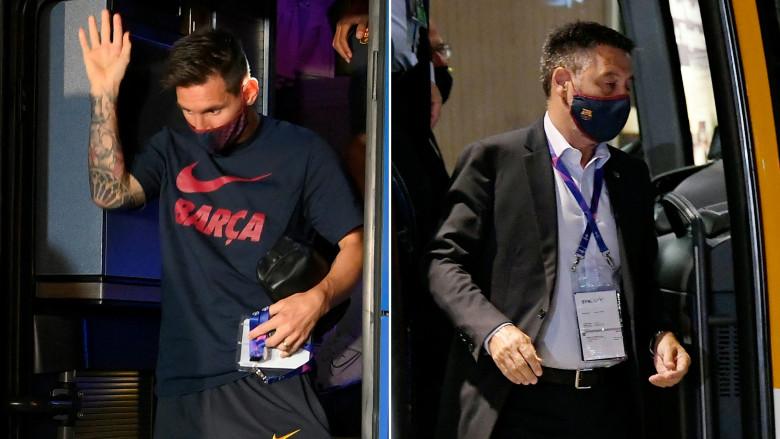 Barcelona Fans Celebrate Bartomeu's Exit: 'Messi's Greatest Win'