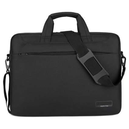 Black drawing tablet bag