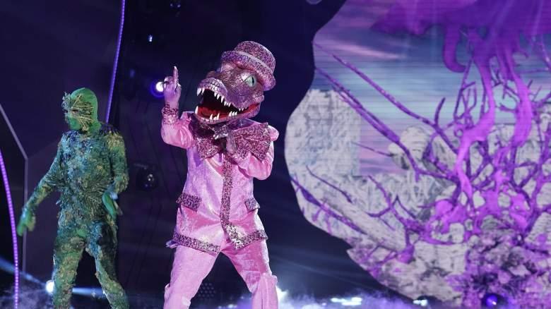 The Masked Singer Crocodile