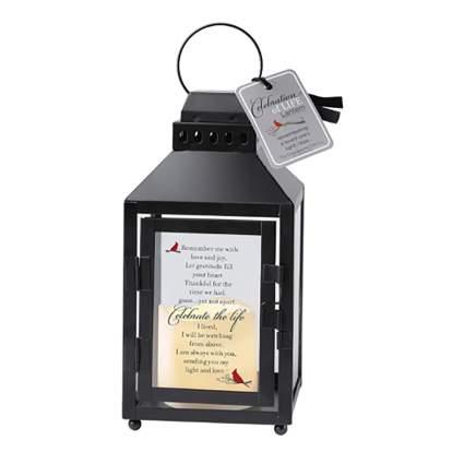 memorial LED lantern